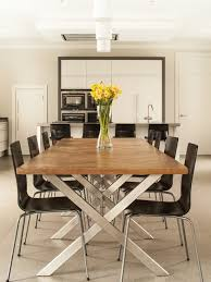 Simple Dining Table Houzz - Simple dining table designs