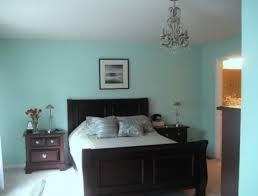 great tiffany blue paint color inside cozy bedroom blue paint