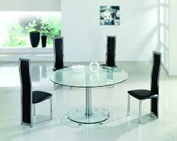 Small Glass Table by Glass Dining Room Table And Chairs Provisionsdining Com