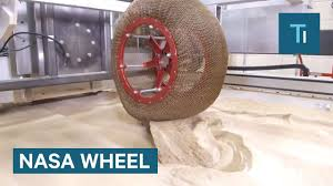 nasa reinvented the wheel youtube