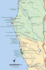 coast map redwood coast map redwood coast chamber of commerce