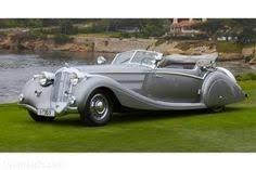 1938 horch 853a voll sport cabriolet art deco automobiles