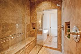 Mediterranean Style Bathrooms by House Envy Telecom Executive Is Selling His Mediterranean Style