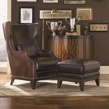 loon peak martin hill accent chair and ottoman u0026 reviews wayfair