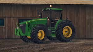 john deere 8370r v2 farming simulator 2015 mods