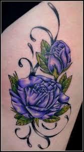puerto rican beautiful flower tattoos men 3d design idea for men