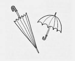 colour drawing free wallpaper umbrella coloring drawing free