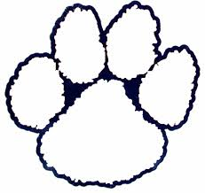 coloring page tiger paw clemson tigers coloring pages tiger paw coloring pages coloring