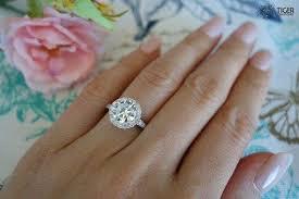 2 carat halo engagement ring 2 carat halo engagement rings rings