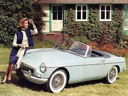 Affordable Classic Cars - classics in the spotlight u2013 mgb exchangeandmart co uk