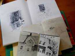 Home Design Sketchbook How Top Textile Artists Use Their Sketchbooks Textileartist Org