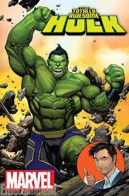 marvel reveals amadeus cho u0027totally awesome hulk u0027