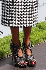 lexus used melbourne naomi campbell at the lexus marquee at the aami victoria derby day