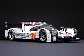 the salzburg porsche 919 has arrived at le mans porsche