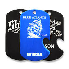 laser engraved dog tags custom dog tags and supplies