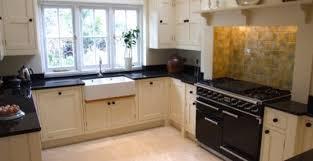 Timeless Kitchen Mark Butterfield Ltd - Kitchen with belfast sink