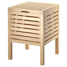 molger storage stool birch gallery also small bathroom bench