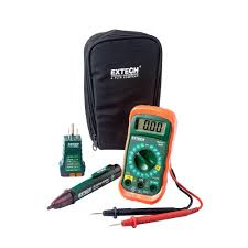 extech instruments electrical test kit mn24 kit the home depot