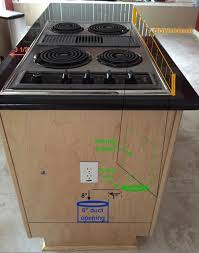 Kitchen Island Ventilation Ductwork For Bosch Downdraft Island Ventilation