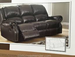 Genuine Leather Reclining Sofa Happiness Brown Leather Sofa On Sale Tags Tan Leather Reclining