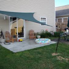 patio u0026 landscaping awesome coolaroo shade sail for your outdoor