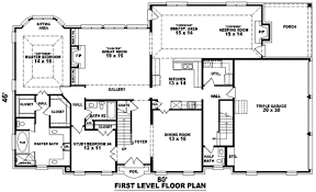 3500 square foot house plans southern style house plan 3 beds 3 50 baths 3500 sq ft plan 81 1259