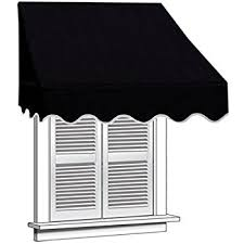 Window Awning Fabric Window Awning Or Door Canopy 4 U0027 Wide In Sunbrella Awning Canvas