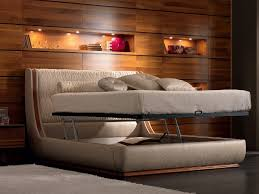 Storage Bed With Headboard Bedroom Storage Bed Daybed Platform Bed With Storage Bed