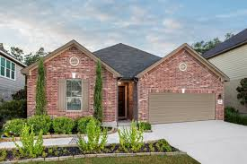 Build In Stages House Plans New Homes For Sale In Boerne Tx Mirabel Community By Kb Home