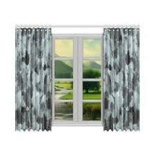 Powder Blue Curtains Decor Windows Curtains Views Items By Designer Liked On