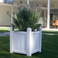 outdoor planter boxes home outdoor decoration