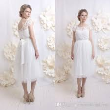 wedding dresses made to order discount 2016 vintage country wedding dresses informal tea
