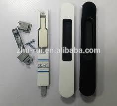 Patio Door Handle With Lock Aluminium Sliding Casement Window Latch Lock And Door Handle Lock