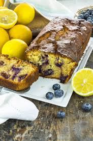 lemon and blueberry cake recipe the ideas kitchen