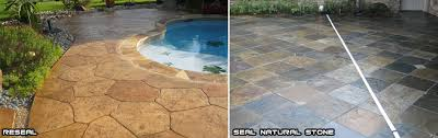 Cement Patio Sealer Dallas Decorative Stamped Concrete Stamped Concrete Dallas