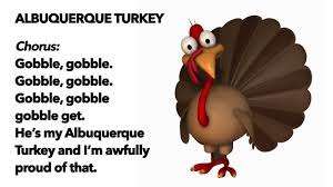 thanksgiving gobble mr minner and friends albuquerque turkey youtube