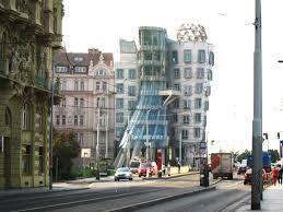 dancing house by frank gehry prague czech republic