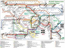 Washington Dc Metro Map Pdf by Tokyo Subway Map Pdf My Blog
