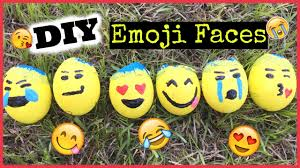 cascarones easter diy emoji confetti eggs cascarones easter 2016