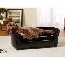 Dog Bed Furniture Sofa by Enchanted Home Pet Ultra Plush Panache Furniture Pet Sofa Bed
