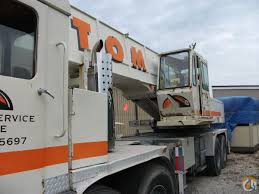 sold grove tms475 truck crane for sale crane for in fisher