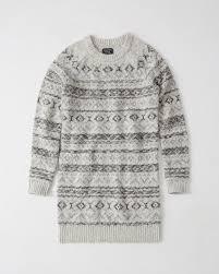 fair isle sweater dress womens fair isle sweater dress womens clearance abercrombie com