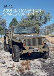 jeep body engine and body reconstruction marathon spare parts