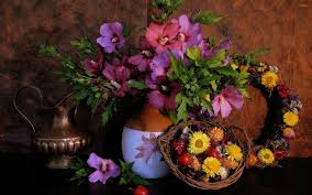 Beautiful Arrangement Beautiful Floral Arrangement Wallpaper Flower Wallpapers 48364