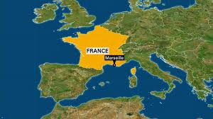 Marseilles France Map by French Foil Terror Attack Ahead Of Election Cnn Video