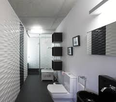 Black And White Bathrooms Ideas by Black And White Bathroom For Nice Interior Elegance Ruchi Designs