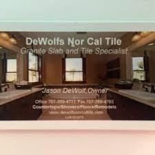 dewolfs nor cal tile llc flooring vacaville ca phone