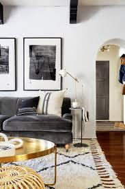 inside the living room makeover of emily henderson u0027s editorial