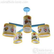 5 lights mr minions nursery room chandelier l