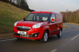 vauxhall combo vauxhall vans to go electric from 2020 in radical turnaround plan